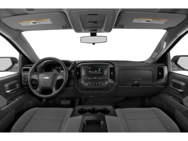 2019 Chevrolet Silverado 1500 LD Base Price 2WD Double Cab Work Truck Pricing full dashboard