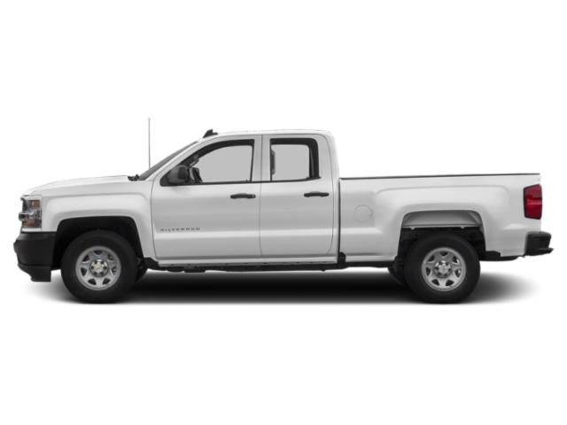 2019 Chevrolet Silverado 1500 LD Base Price 2WD Double Cab Work Truck Pricing side view