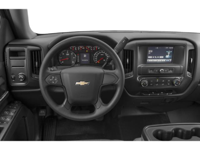 2019 Chevrolet Silverado 1500 LD Base Price 2WD Double Cab Work Truck Pricing driver's dashboard