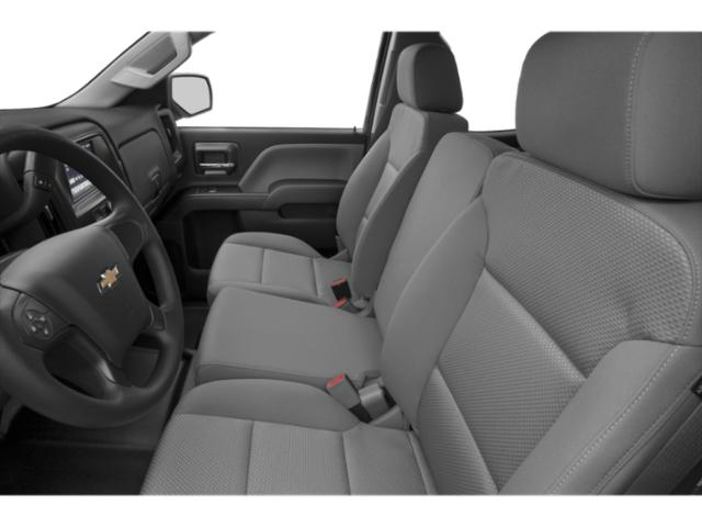 2019 Chevrolet Silverado 1500 LD Base Price 2WD Double Cab Work Truck Pricing front seat interior