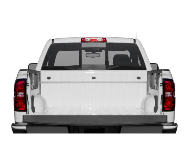 2019 Chevrolet Silverado 1500 LD Base Price 2WD Double Cab Work Truck Pricing open trunk