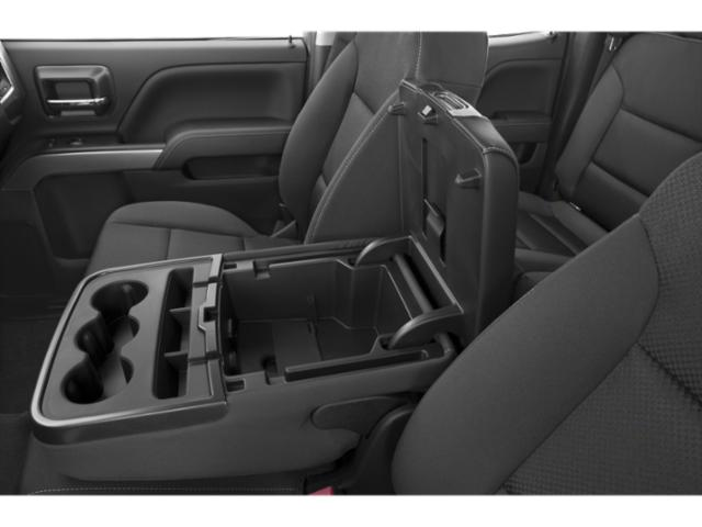 2019 Chevrolet Silverado 1500 LD Base Price 2WD Double Cab Work Truck Pricing center storage console