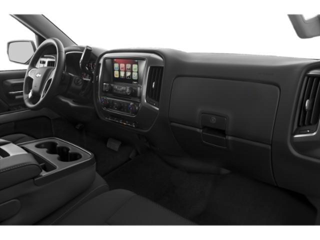 2019 Chevrolet Silverado 1500 LD Base Price 2WD Double Cab Work Truck Pricing passenger's dashboard