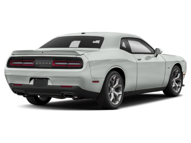 2019 Dodge Challenger Pictures Challenger SRT Hellcat RWD photos side rear view