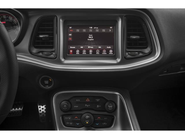 2019 Dodge Challenger Base Price GT AWD Pricing stereo system
