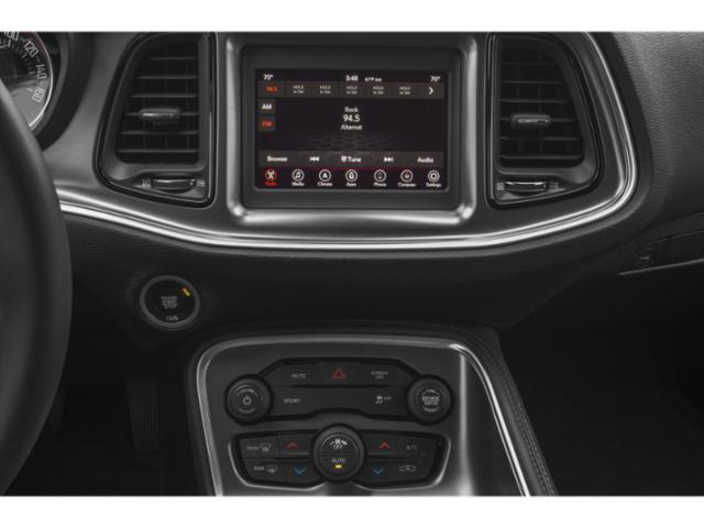 2019 Dodge Challenger Base Price SXT RWD Pricing stereo system