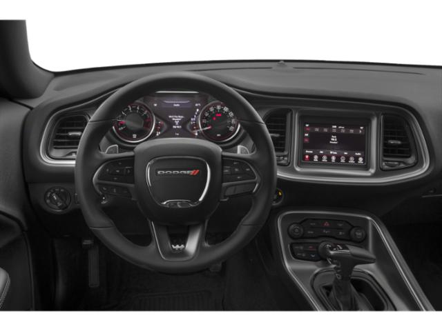 2019 Dodge Challenger Base Price SXT RWD Pricing driver's dashboard