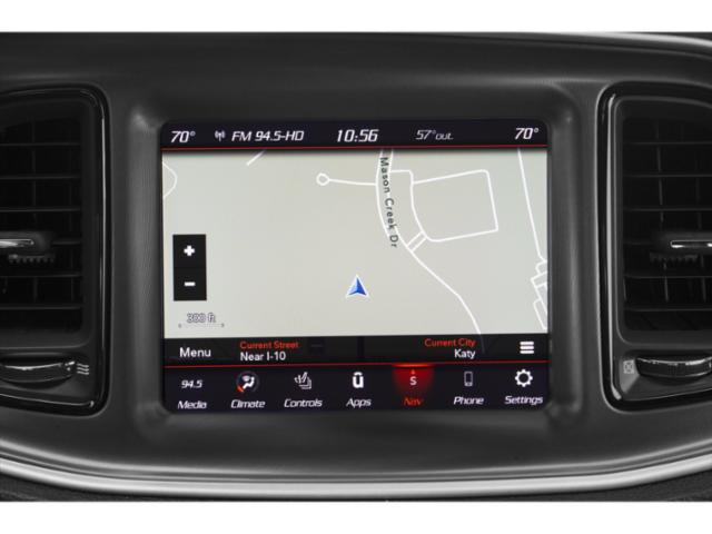 2019 Dodge Challenger Base Price GT AWD Pricing navigation system