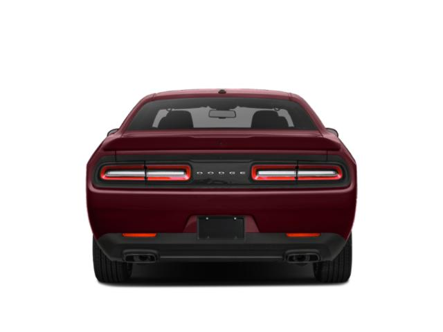 2019 Dodge Challenger Base Price GT RWD Pricing rear view