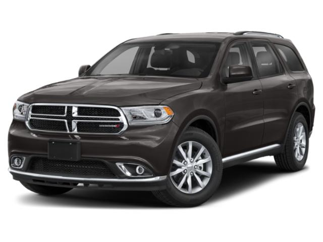 2019 Dodge Durango Base Price SXT Plus AWD Pricing side front view