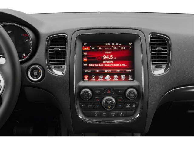 2019 Dodge Durango Base Price SXT Plus AWD Pricing stereo system