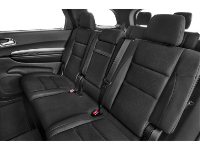 2019 Dodge Durango Pictures Durango SXT Plus RWD photos backseat interior