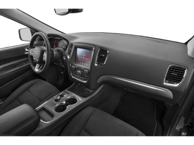 2019 Dodge Durango Base Price SXT Plus AWD Pricing passenger's dashboard