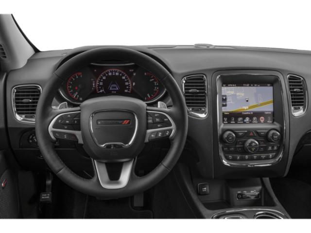 2019 Dodge Durango Base Price SXT RWD Pricing driver's dashboard