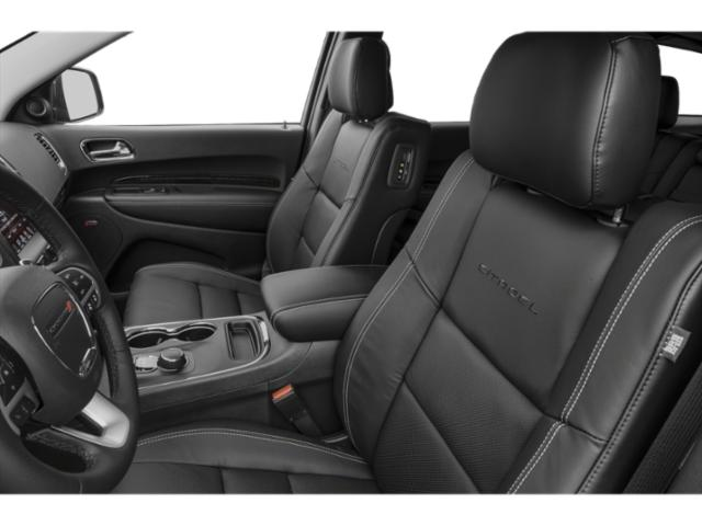 2019 Dodge Durango Base Price SXT RWD Pricing front seat interior