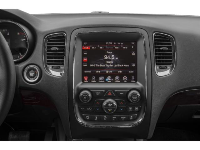 2019 Dodge Durango Pictures Durango SXT Plus RWD photos stereo system