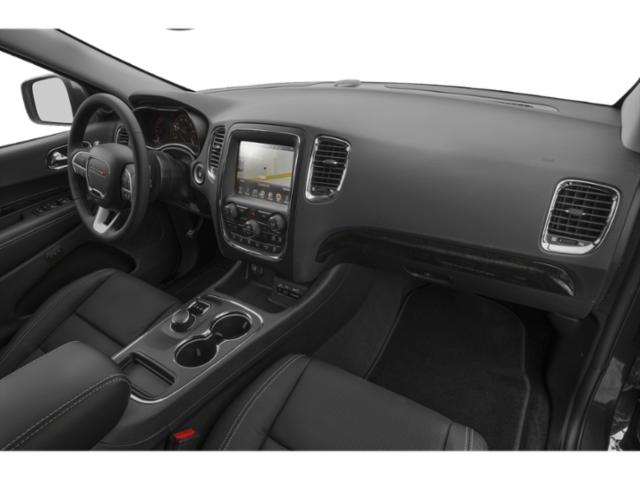 2019 Dodge Durango Base Price SXT RWD Pricing passenger's dashboard