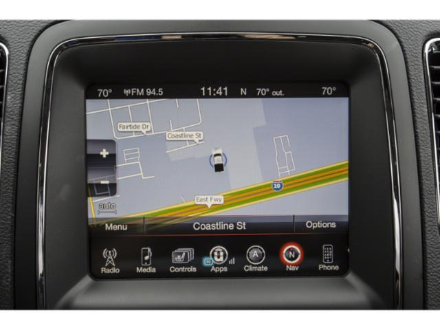 2019 Dodge Durango Pictures Durango SXT Plus RWD photos navigation system