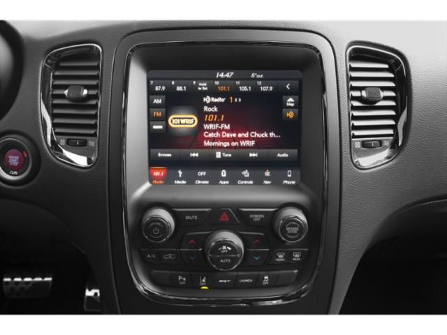 2019 Dodge Durango Base Price SXT RWD Pricing stereo system