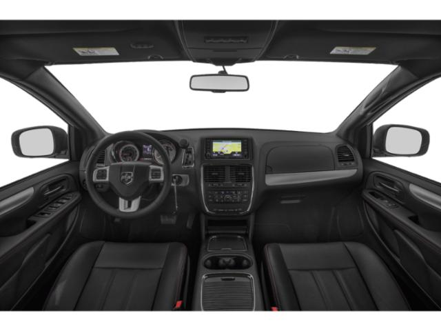 2019 Dodge Grand Caravan Pictures Grand Caravan GT Wagon photos full dashboard