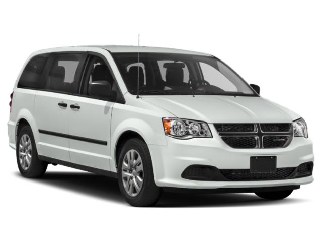 2019 Dodge Grand Caravan Pictures Grand Caravan GT Wagon photos side front view