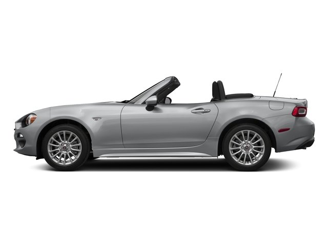 2019 FIAT 124 Spider Base Price Urbana Edition Convertible Pricing side view