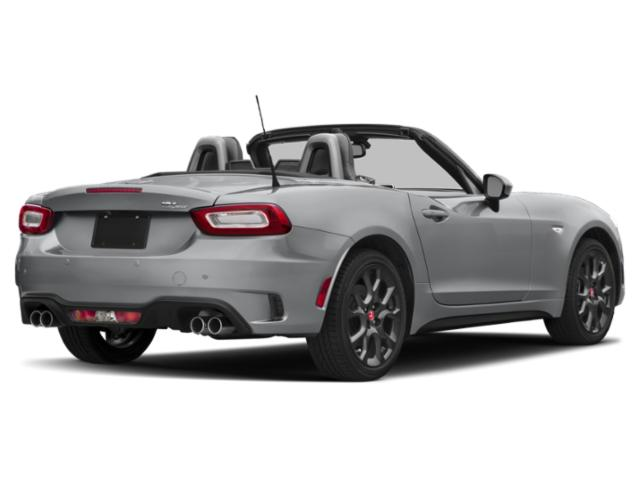 2019 FIAT 124 Spider Base Price Urbana Edition Convertible Pricing side rear view