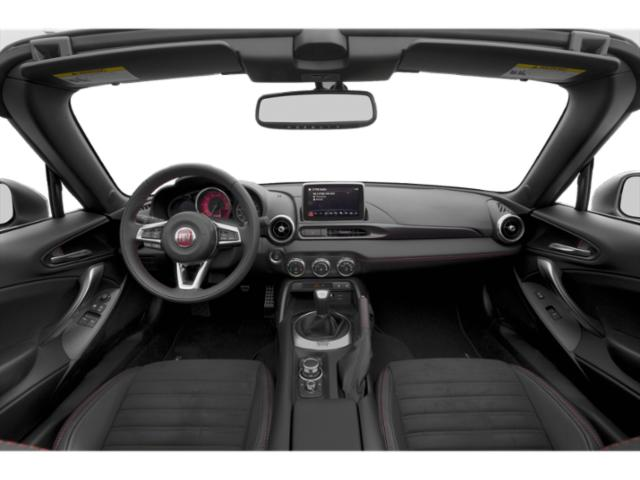2019 FIAT 124 Spider Base Price Urbana Edition Convertible Pricing full dashboard