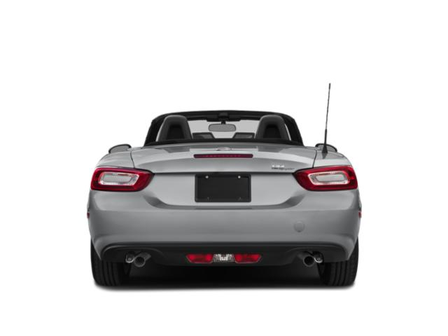 2019 FIAT 124 Spider Base Price Urbana Edition Convertible Pricing rear view