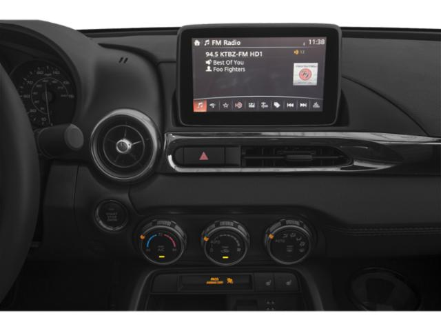 2019 FIAT 124 Spider Base Price Urbana Edition Convertible Pricing stereo system