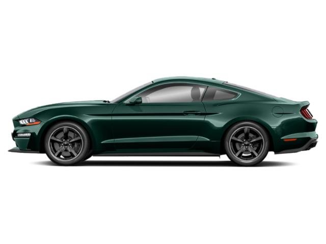 2019 Ford Mustang Pictures Mustang EcoBoost Fastback photos side view