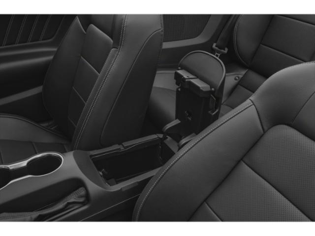 2019 Ford Mustang Pictures Mustang EcoBoost Fastback photos center storage console