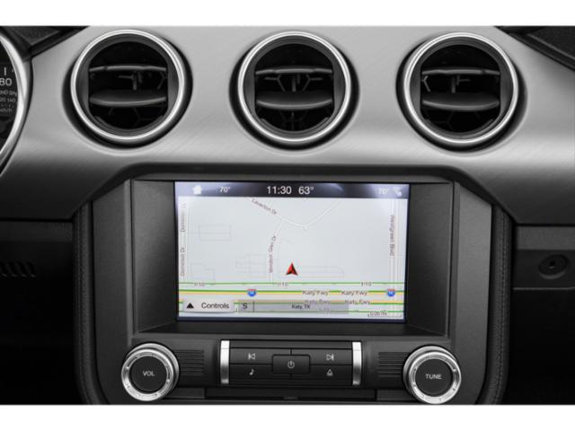 2019 Ford Mustang Pictures Mustang EcoBoost Fastback photos navigation system
