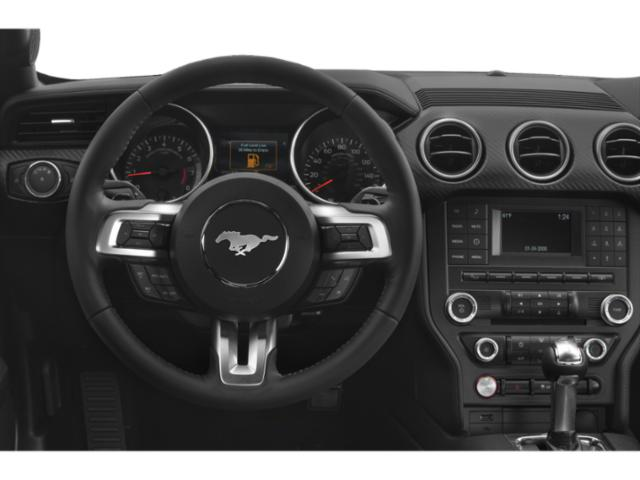 2019 Ford Mustang Pictures Mustang EcoBoost Fastback photos driver's dashboard