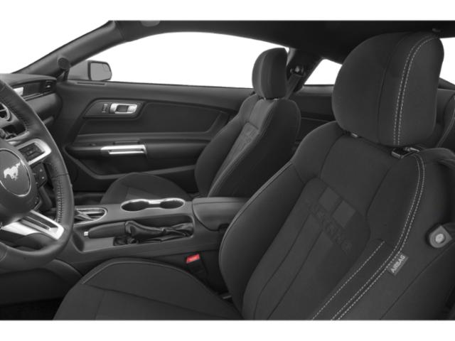 2019 Ford Mustang Pictures Mustang EcoBoost Fastback photos front seat interior