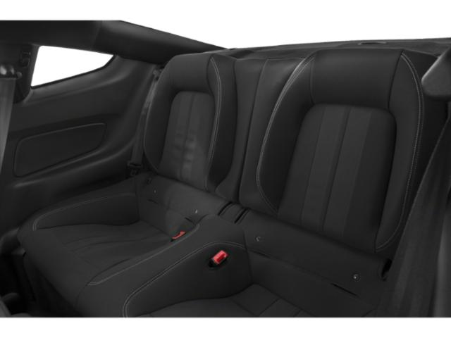 2019 Ford Mustang Pictures Mustang EcoBoost Fastback photos backseat interior