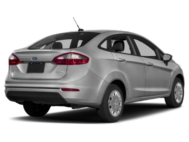 2019 Ford Fiesta Base Price ST Line Hatch Pricing side rear view