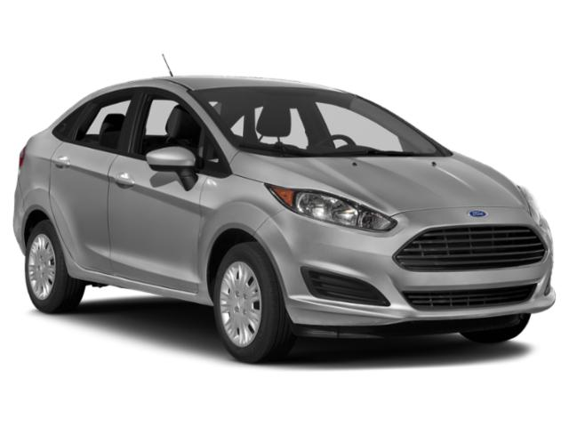2019 Ford Fiesta Base Price S Sedan Pricing side front view
