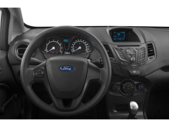2019 Ford Fiesta Base Price ST Line Hatch Pricing driver's dashboard