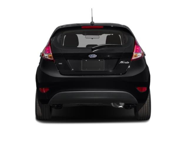 2019 Ford Fiesta Base Price ST Line Hatch Pricing rear view