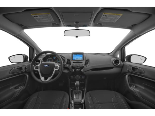 2019 Ford Fiesta Base Price ST Line Hatch Pricing full dashboard