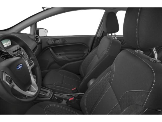 2019 Ford Fiesta Base Price ST Line Hatch Pricing front seat interior