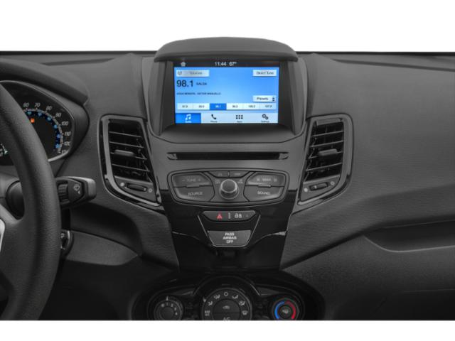 2019 Ford Fiesta Base Price ST Line Hatch Pricing stereo system
