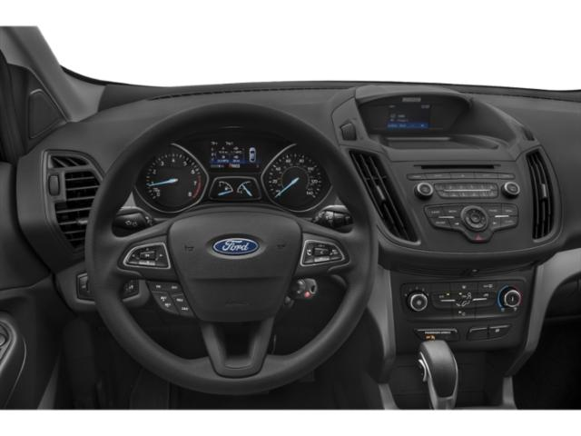 2019 Ford Escape Prices and Values Utility 4D SE EcoBoost 2WD driver's dashboard