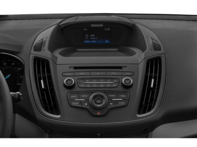 2019 Ford Escape Prices and Values Utility 4D SE EcoBoost 2WD stereo system