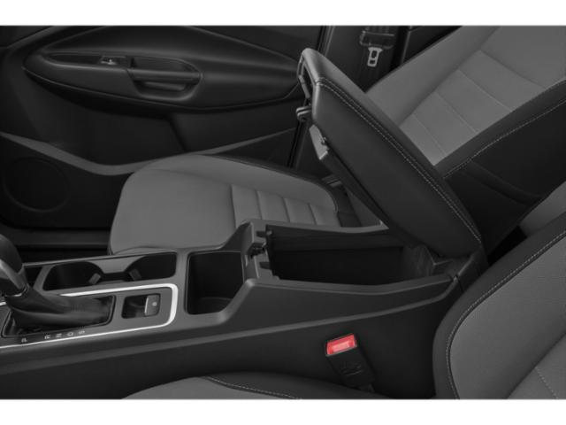 2019 Ford Escape Prices and Values Utility 4D SE EcoBoost 2WD center storage console