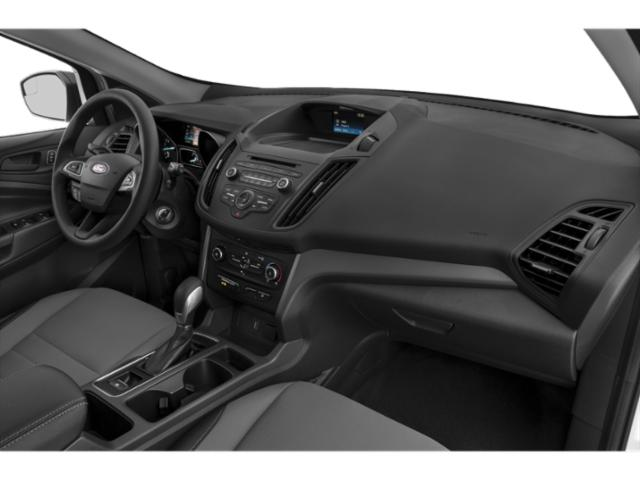 2019 Ford Escape Prices and Values Utility 4D SE EcoBoost 2WD passenger's dashboard