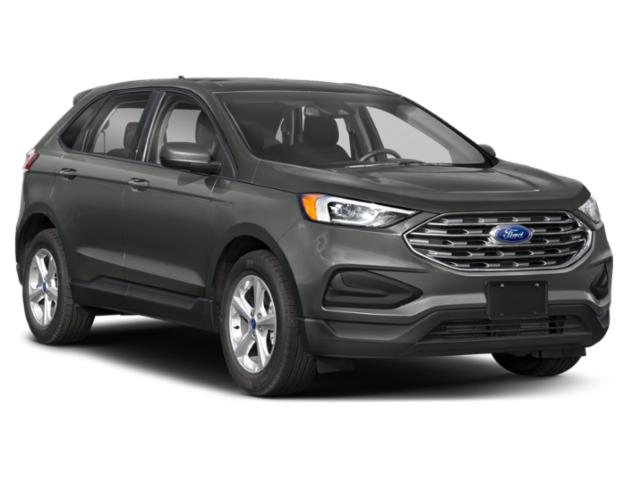 2019 Ford Edge Pictures Edge SE AWD photos side front view