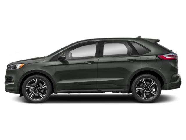 2019 Ford Edge Pictures Edge SE AWD photos side view