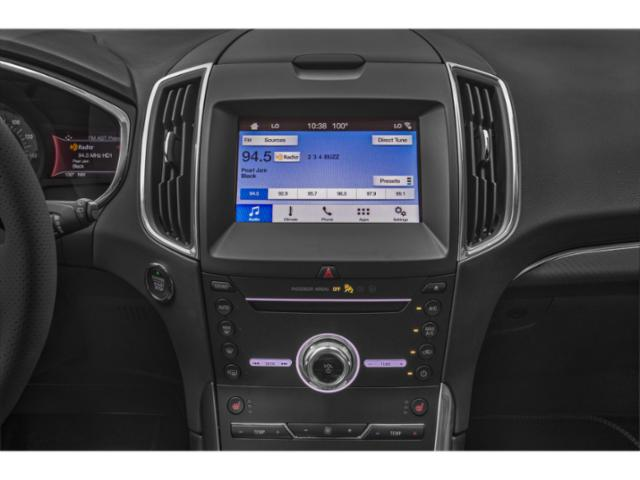2019 Ford Edge Pictures Edge SE AWD photos stereo system